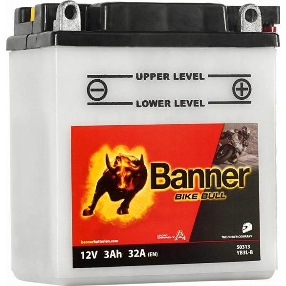 Banner Bike Bull YB3L-B jobb +