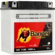 Banner Bike Bull YB10L-B 12V 11Ah jobb+