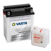 Varta - 12v 12ah - motor akkumulátor - jobb+ *YB12AL-A2
