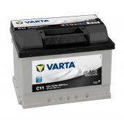 Varta Black Dynamic 12 V 53 Ah 500 A jobb + (Ford Focus)