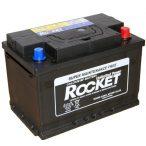 Rocket 12V 78Ah 660A jobb+