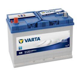 Varta Blue - 12v 95ah - autó akkumulátor - bal+ *ázsia