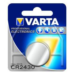 Elem fotó és kalkulátorelem CR2430