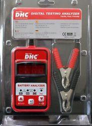 DHC-BT111 akkumulátor teszter
