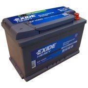 EXIDE Premium EA1050 12 V 105 Ah 850 A jobb +