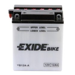 Exide YB12A-A 12 V 12 Ah bal +