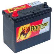 Banner Power Bull 12 V 45 Ah 360 A bal +