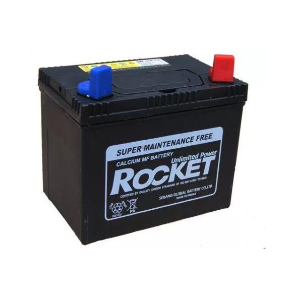 Rocket 12 V 30 Ah 330 A jobb + akkumulátor