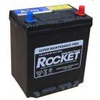 Rocket 12 V 35 Ah  340 A jobb +  Picanto akkumulátor
