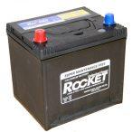 Rocket 12V 54Ah 560A bal + Aveo akkumulátor