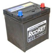 Rocket 12 V 50 ah 450 A jobb + Kia Ceed
