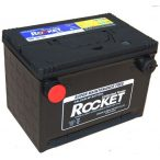Rocket 12V 74 Ah 780A Akkumulátor Bal+ oldalcsatlakozó