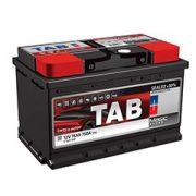 TAB Magic 12 V 75 Ah 700 A jobb + akkumulátor