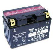 Yuasa YT12A-BS 12 V 10,5 Ah 175 A bal +