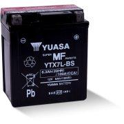 Yuasa YTX7L-BS 12 V 6,3 Ah 100 A jobb +