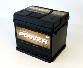 Electric Power Premium Gold 12V 100Ah 920A J+
