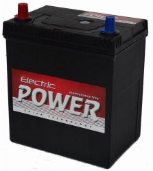 ElectricPower 12V 40 Ah 300A bal+ Suzuki akkumulátor