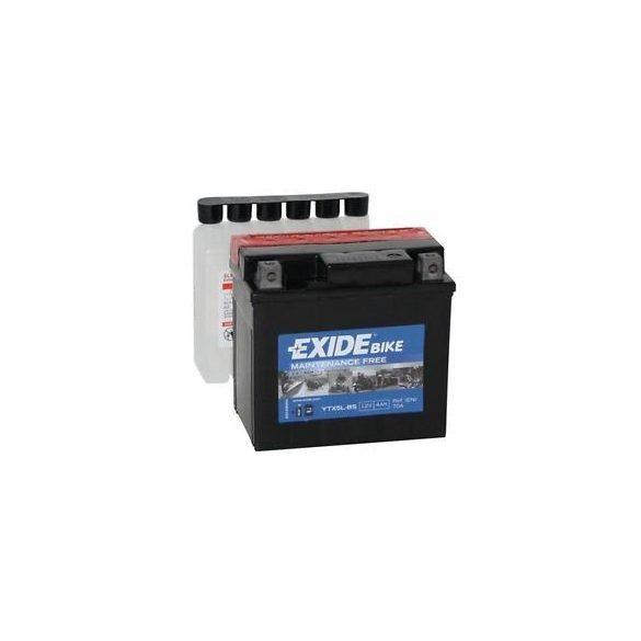 EXIDE YTX5L-BS 12V 4Ah Jobb+