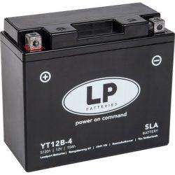 Landport YT12B-4 12V 11Ah bal+