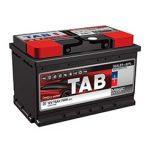 TAB Magic 12 V 78 Ah 750 A jobb + akkumulátor