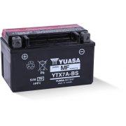 YUASA YTX7A-BS 12 V 6,3 Ah bal+