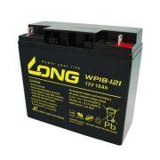 Long 12 V 18 Ah szünetmentes akkumulátor
