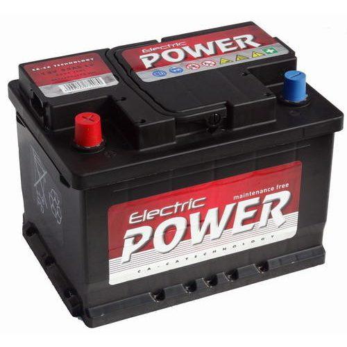 Electric Power 12 V 55 Ah 450 A  bal +