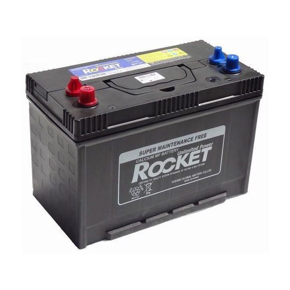 Rocket 12V 110 Ah Munka Akkumulátor Bal+