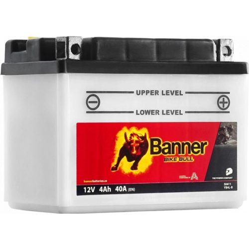 Banner Bike Bull YB4L-B 12V 4Ah jobb+