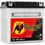 Banner Bike Bull YB9-B 12V 9Ah bal+