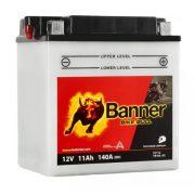 Banner Bike Bull YB10L-A2 jobb +