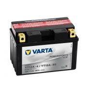 Varta - 12v 11ah - AGM motor akkumulátor - bal+ * YT12A-BS