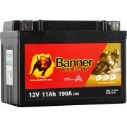 Banner Bike Bull Gel 12V 11Ah bal+  (YTZ14S) GTZ14-4