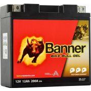 Banner Bike Bull Gel 12V 12Ah bal+  (YT14B-4) GTZ14B-4
