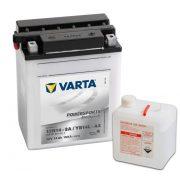 Varta Powersports YB14L-A2 12 V 14 Ah jobb +