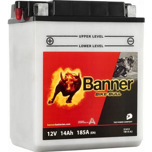 Banner Bike Bull YB14-A2 12 V 14 Ah bal +