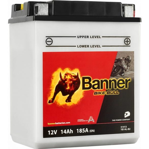 Banner Bike Bull YB14L-B2 jobb +