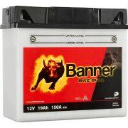 Banner Bike Bull 51814 BMW ABS nélküli jobb +
