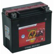 Banner Bike Bull YTX20L-BS 12V 18Ah jobb+