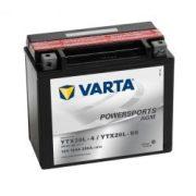 Varta Powersports YTX20L-BS 12 V 18 Ah 250 A jobb +