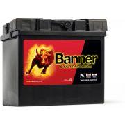 Banner 12 V 30 Ah 300 A jobb + akkumulátor