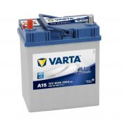 Varta Blue Dynamic 12 V 40 Ah 330 A bal + vékony sarus