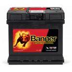 Banner Starting Bull 54559 12 V 45 Ah 400 A jobb + akkumulátor