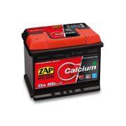 Zap Plus 12 V 55 Ah 460 A bal +