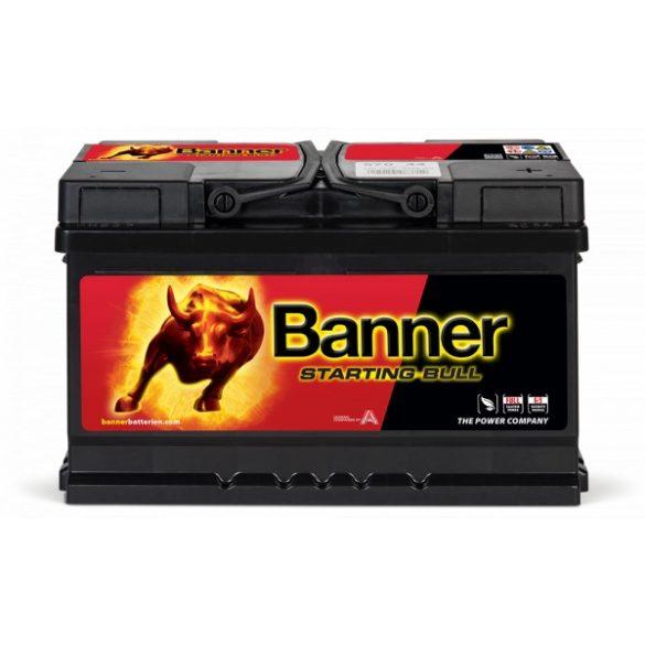 Banner Starting Bull 12V 70 Ah 640A jobb+