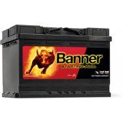 Banner Starting Bull 57212 12 V 72 Ah 650 A jobb +