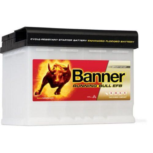 Banner Running Bull  Professional EFB 12 V 75 Ah 700 A jobb + (57511)
