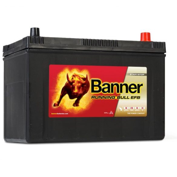 Banner Running Bull EFB 12 V 95 Ah 760 A jobb +