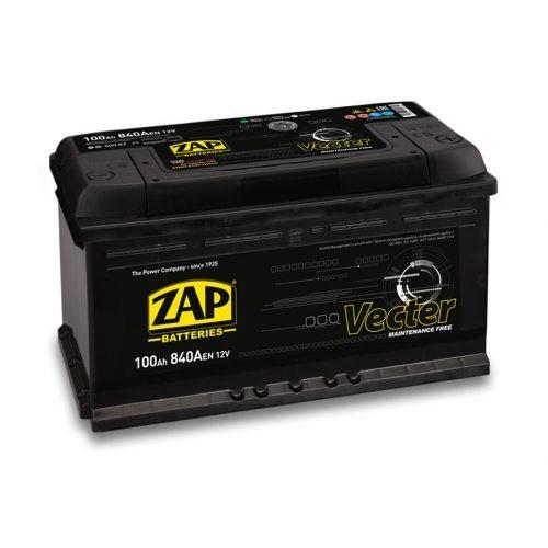 ZAP Vecter  12 V 100 Ah 840 A jobb+