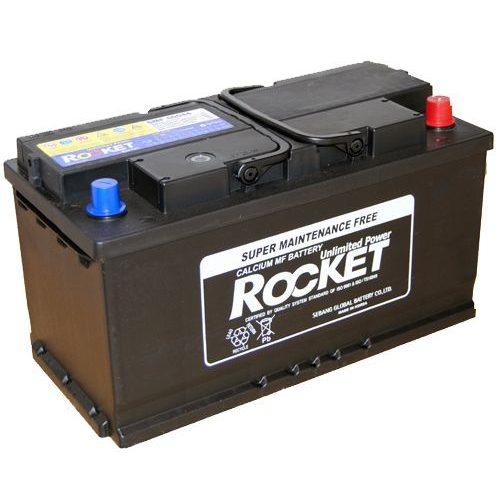 Rocket 12V 100Ah 820A jobb+